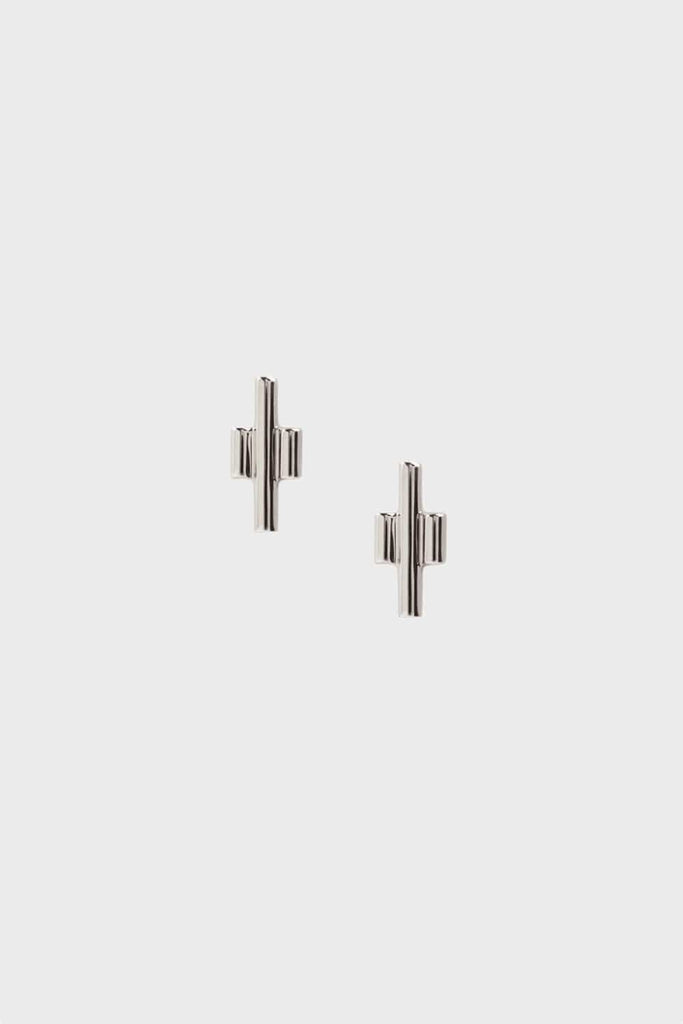 Tri Stud Earrings