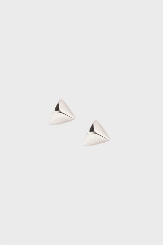 Trim Stud Earrings