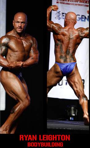 RYAN LEIGHTON MEN'S BODYBUILDING
