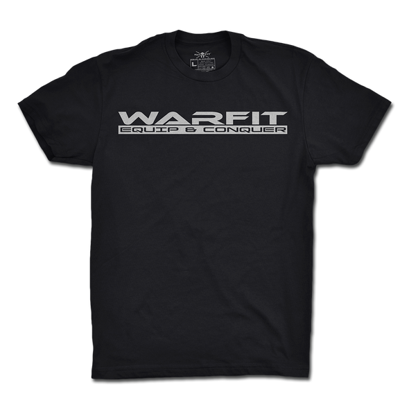 Equip & Conquer Tee
