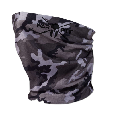 Warfit Performance Gaiter - Grey Camo