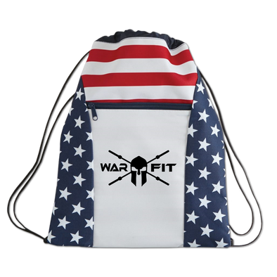 Patriot Cinch Bag
