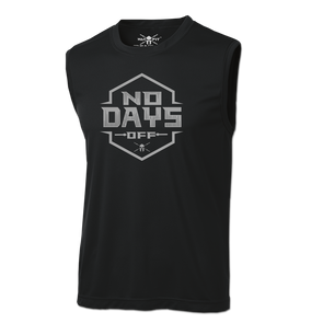 No Days Off Pro-Dri Sleeveless Tee