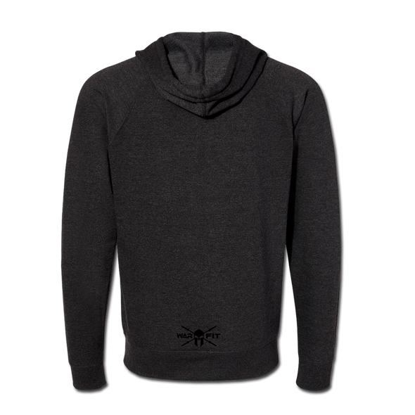 Training Zip Hood - Charcoal