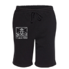 Live Warfit Fleece Shorts - Black