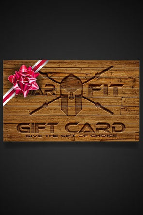 The Warrior's Gift Card - WARFIT CLOTHING CO.™