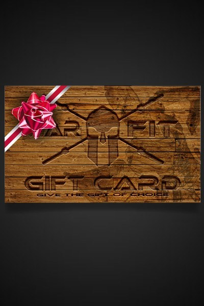 The Warrior's Gift Card - WARFIT CLOTHING CO.™ - 7