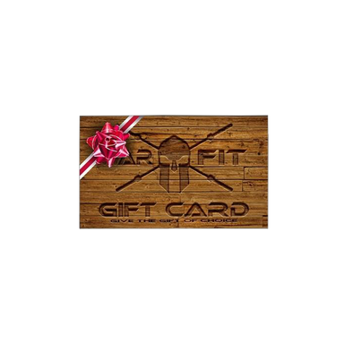 The Warrior's Gift Card