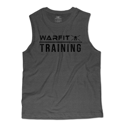 Training Muscle Tee - Grey