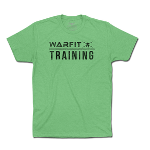 Training Tee - Apple Green