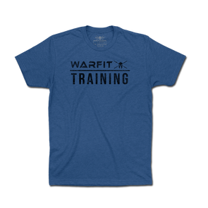 Training Tee - Blue