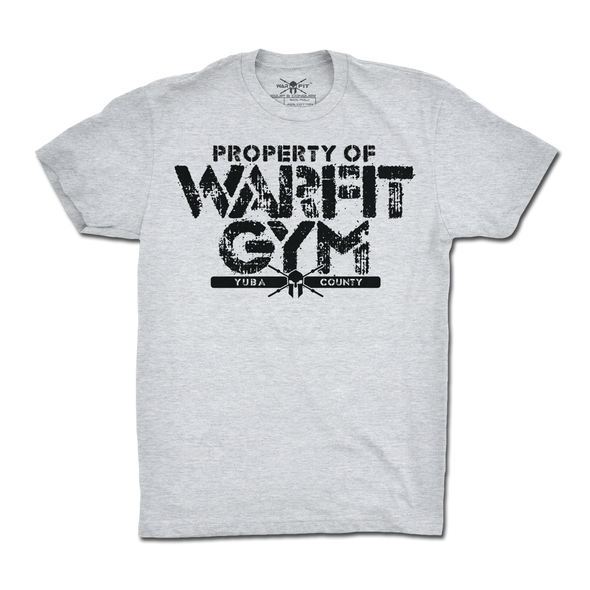 Warfit Gym Tee