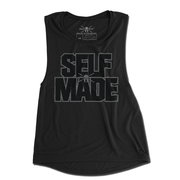 Ladie's Self Made Muscle Tee