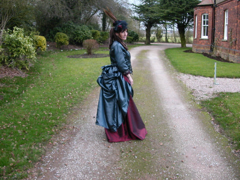 Victorian Lady's Outfit