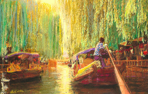 China Discovery - Paintings