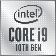 Intel Core i9 10900K @ 5.1GHz Boxed Processor