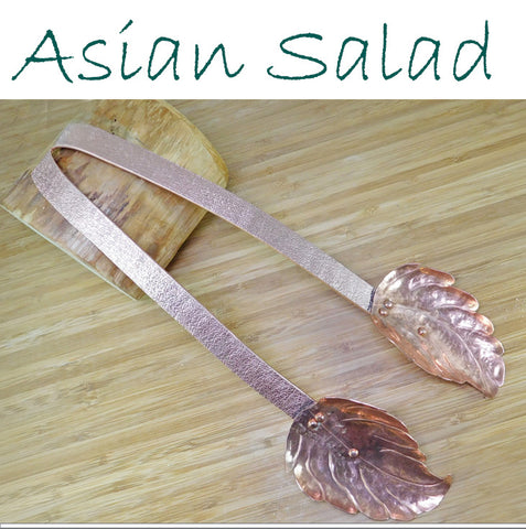 Asian Salad and Salad Dressing
