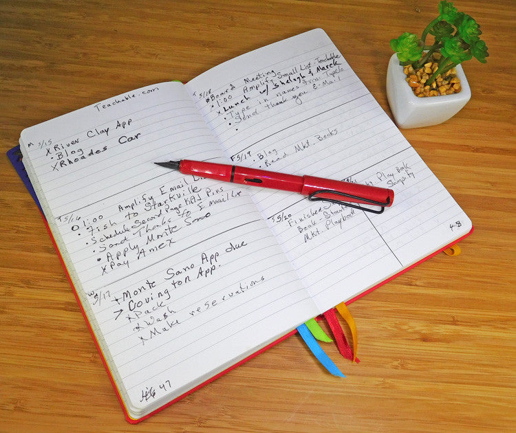 Get Organized With Your Own Bullet Journal