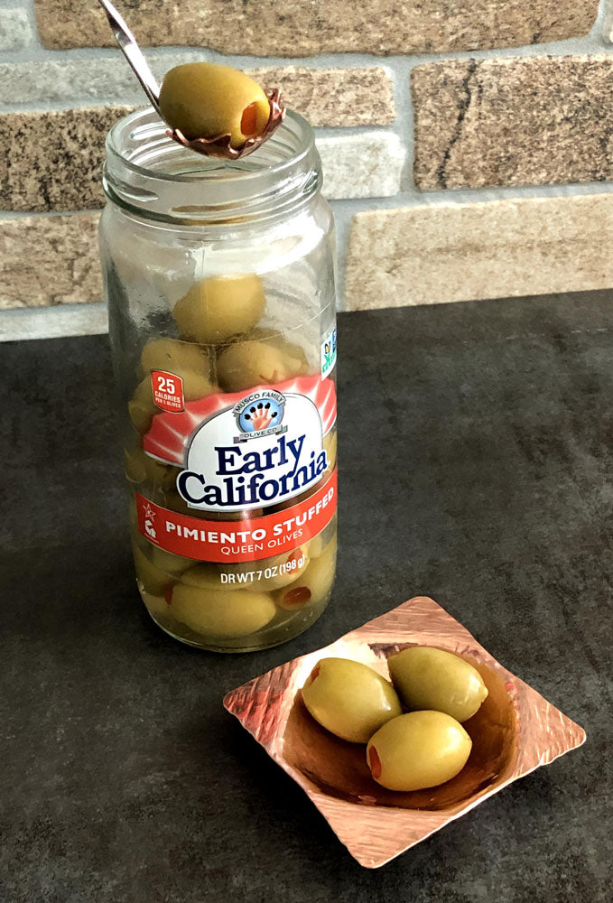 Olives and Honey - Why not?