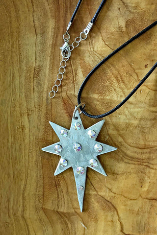 North Star Ornament Necklace