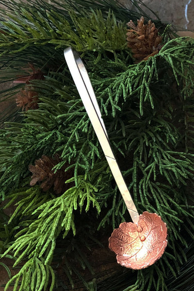 Hibiscus Sugar Spoon