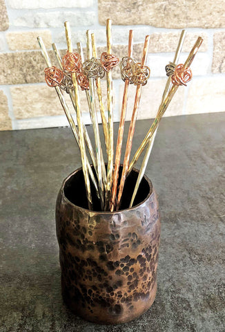 swizzle sticks, stir sticks
