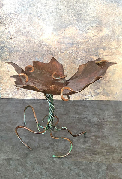 Sycamore Leaf Bowl