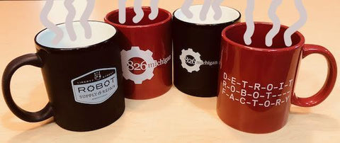 826michigan - 4 Mug Gift Pack