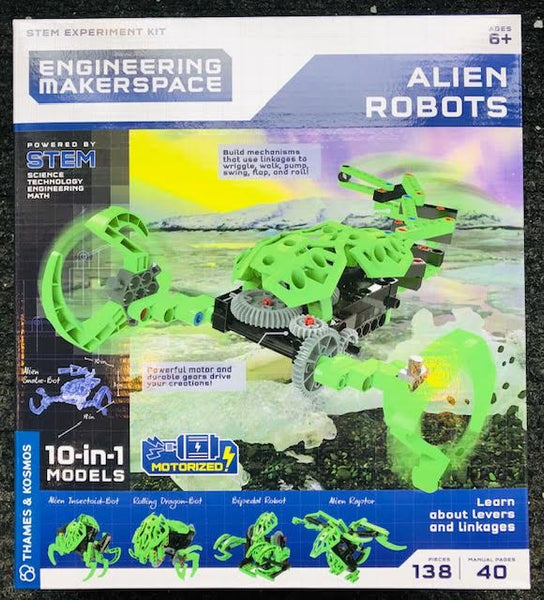 Alien Robots - STEM Experiment Kit