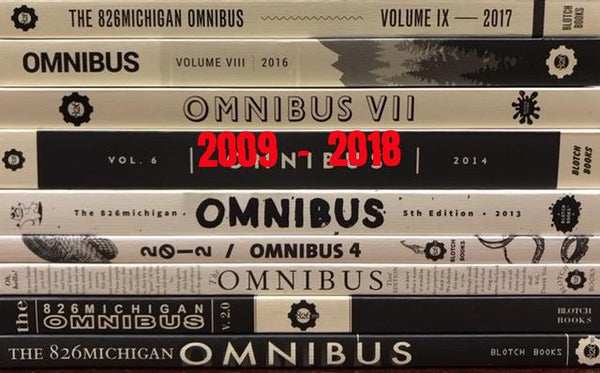 OMNIBUS I - X Gift Package (2009-2018)