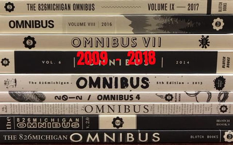 OMNIBUS I - X Gift Package