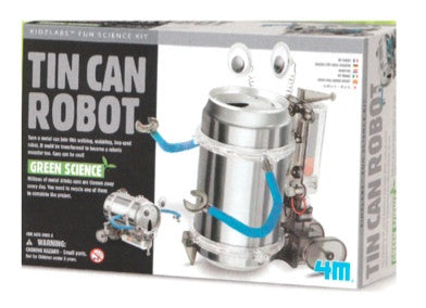 Tin Can Robot Kit
