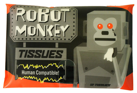 Robot Monkey Tissues