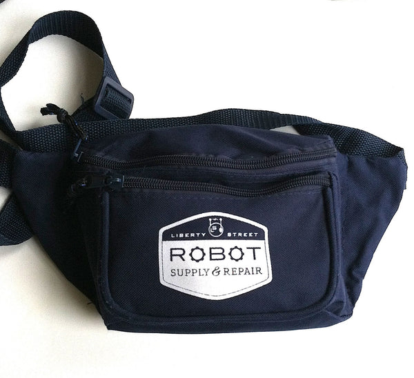 Robot Store Logo Fanny Pack