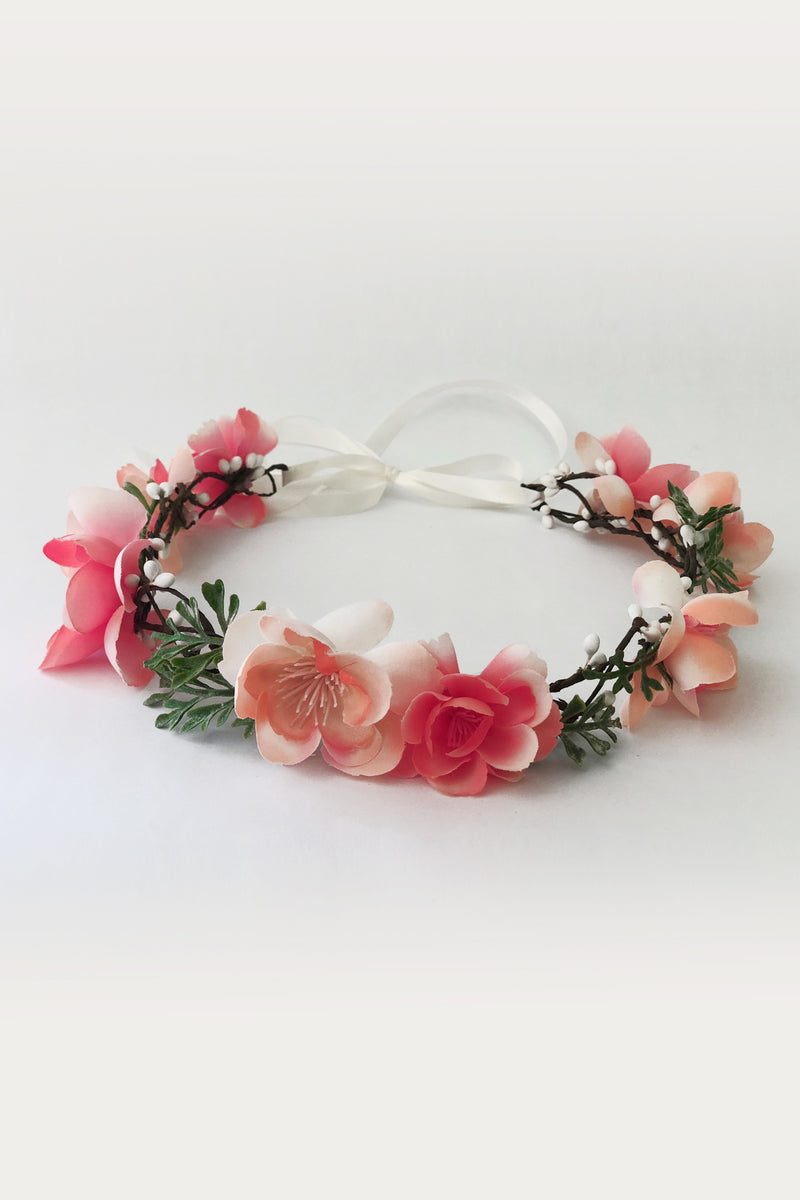 Myrtle Flower Crown