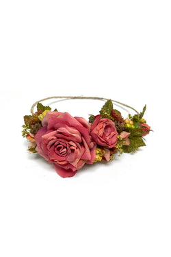 Oak Flower Crown