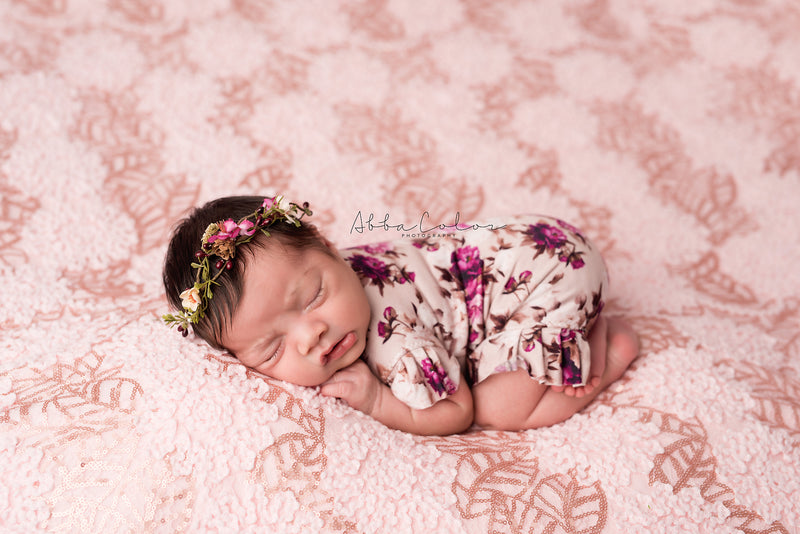 Mini Emersyn Floral Crown