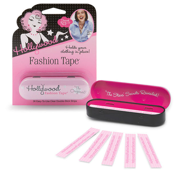 Hollywood Fashion Tape in Tin • 1 Pack | Ready To Ship