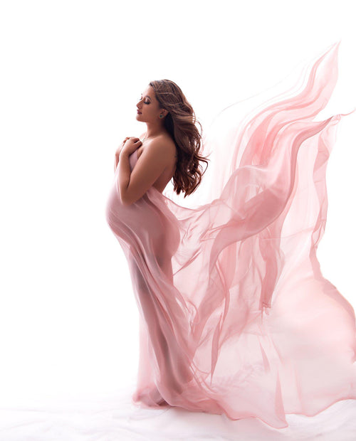Silk Chiffon Draping Fabric | Ready To Ship
