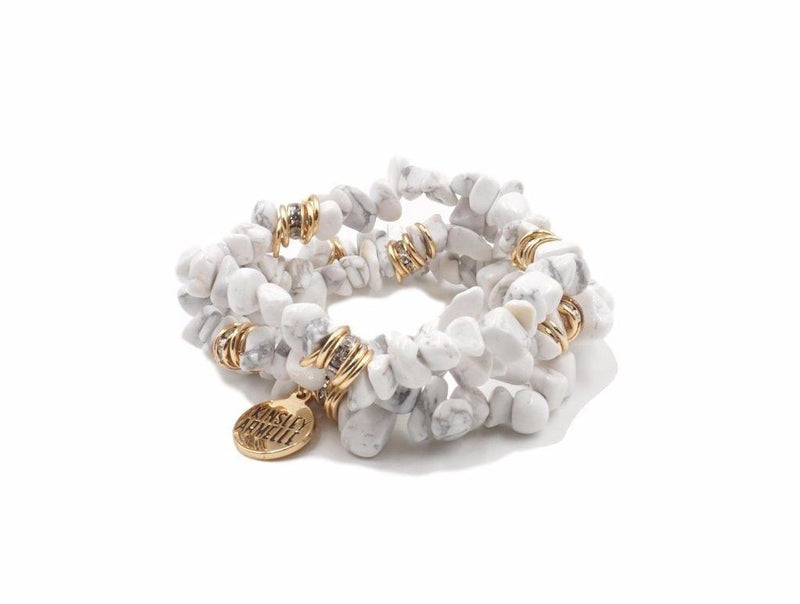 Cluster Collection Pepper Bracelet