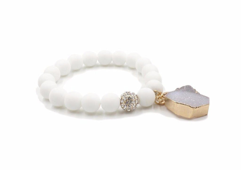Stone Collection Ashen Bracelet