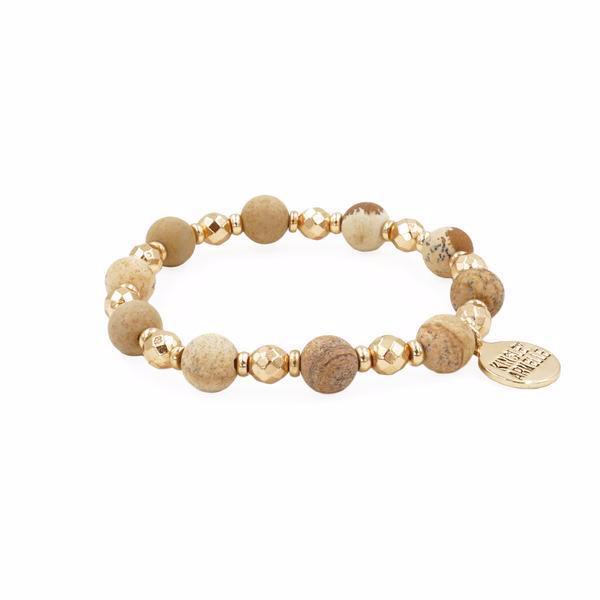 Farrah Bracelet in Chestnut