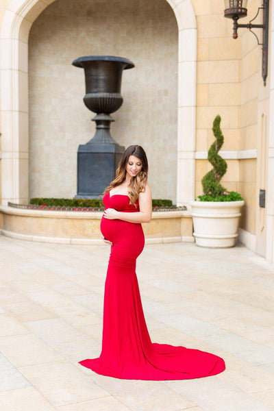 Jessica Gown Sew Trendy Maternity Gown Shop In