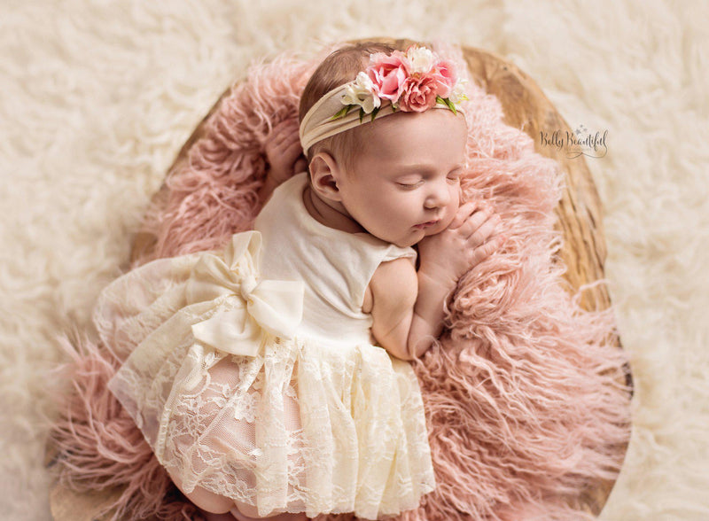 Ari Dress-newborn dress-Sew Trendy Accessories