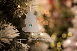 Maternity Christmas Ornament • The Most Beautiful Sound