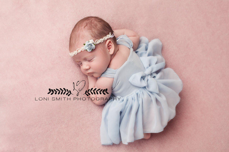 Tia Dress-newborn dress-Sew Trendy Accessories