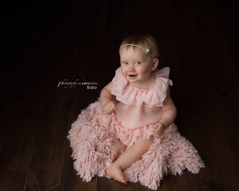Ronnie Gown-newborn dress-Sew Trendy Accessories