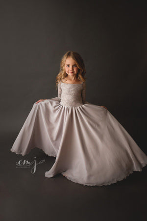 Cynthia Gown-girls dresses-Sew Trendy Accessories