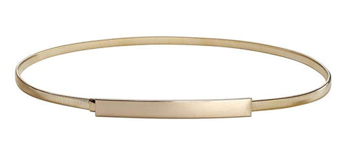 Gold Bar Stretch Belt