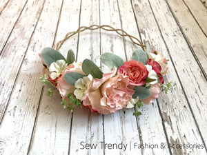 Anistyn Flower Crown